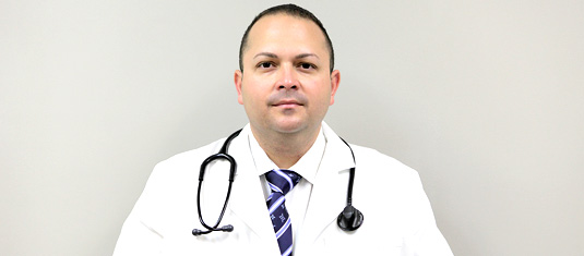 Carlos A. Fumero, MD, FACE